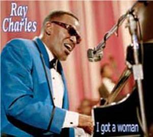 RAY CHARLES - I GOT A WOMAN (CD)