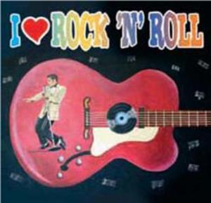 I LOVE ROCK N ROLL (CD)