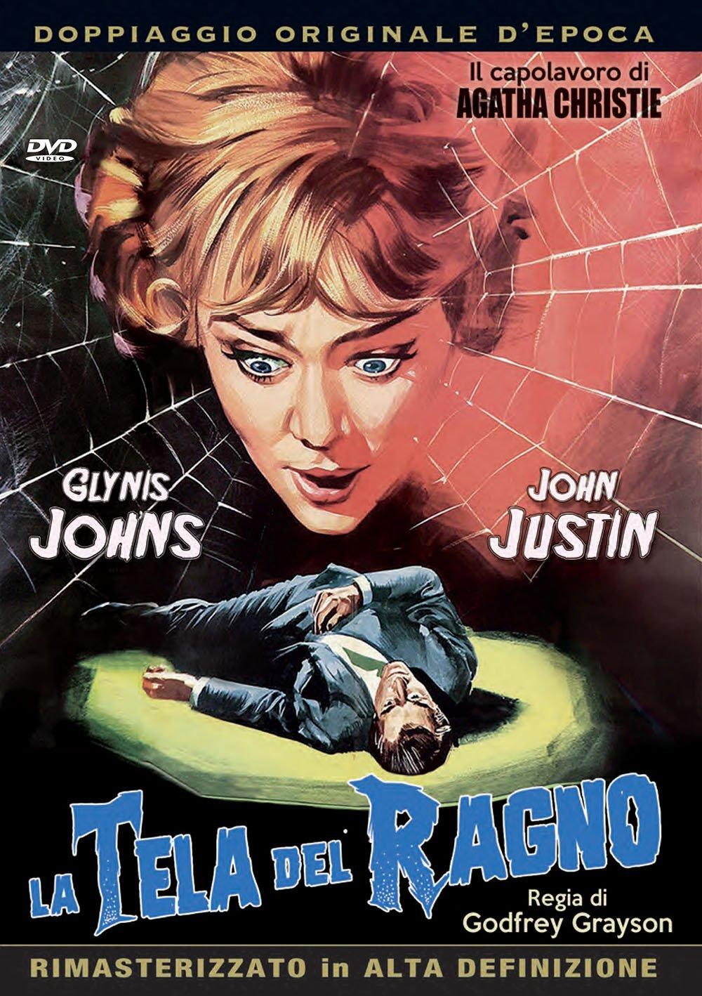 LA TELA DEL RAGNO - RMX (DVD)