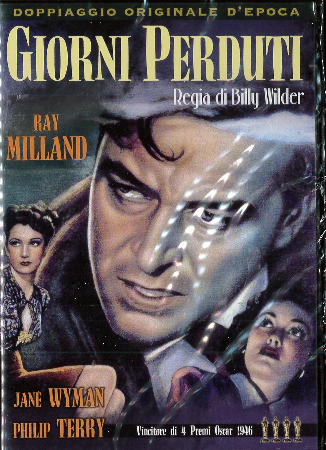 GIORNI PERDUTI (DVD)