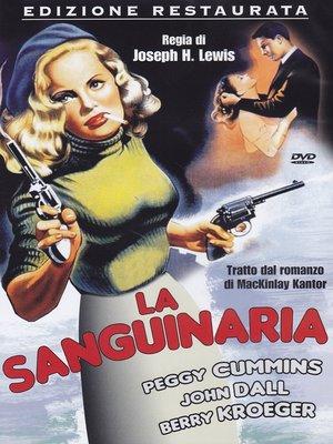 LA SANGUINARIA (DVD)
