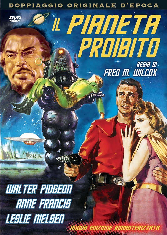 IL PIANETA PROIBITO (DVD)