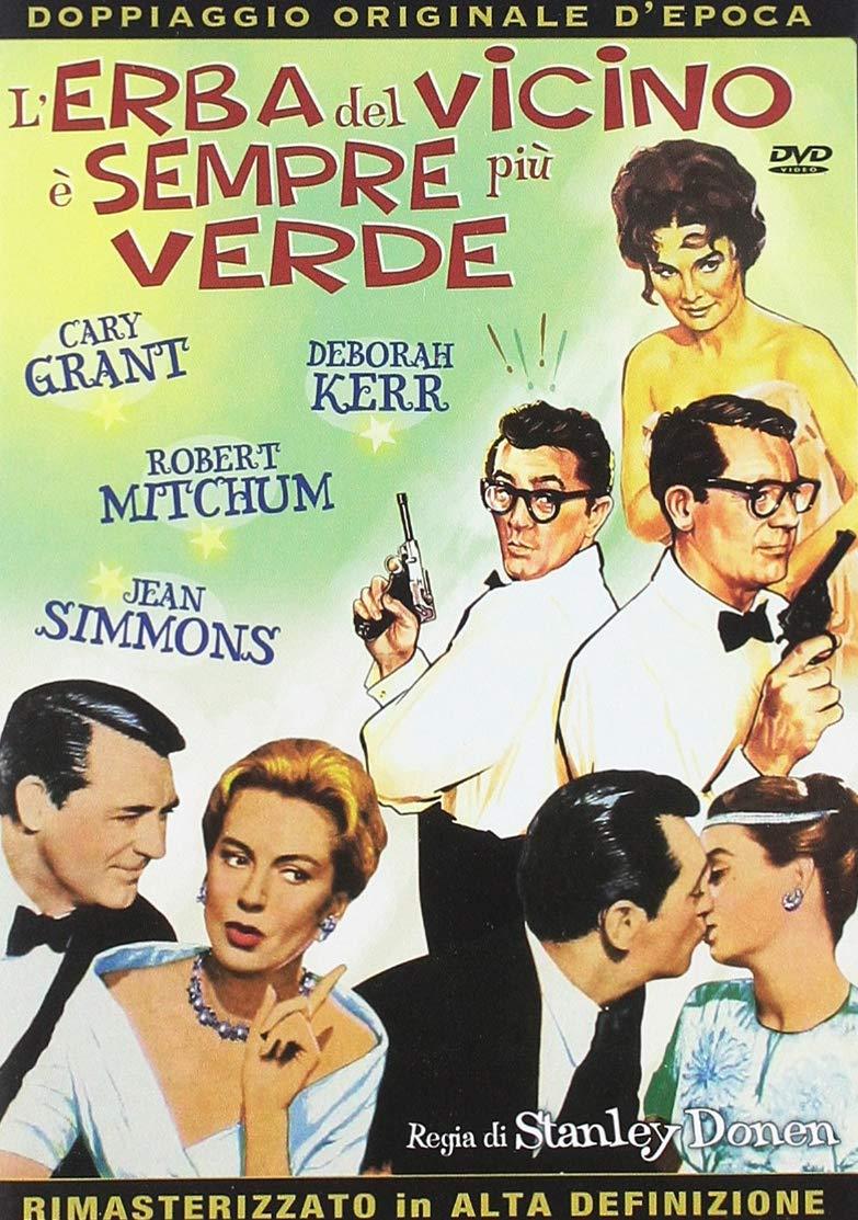 L'ERBA DEL VICINO E' SEMPRE PIU' VERDE (DVD)
