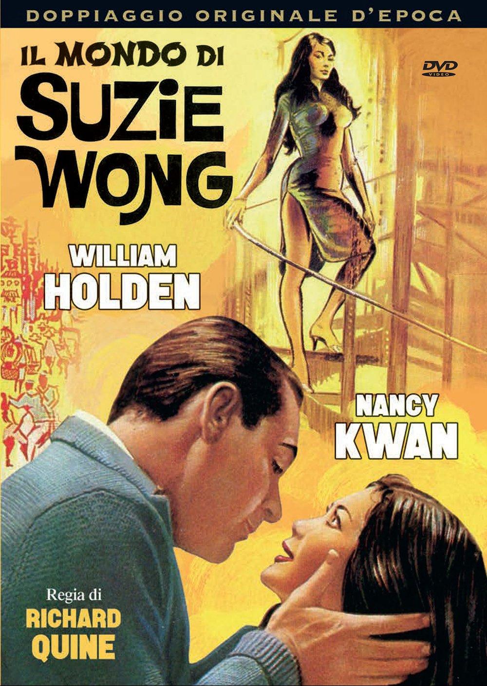 IL MONDO DI SUZIE WONG (DVD)
