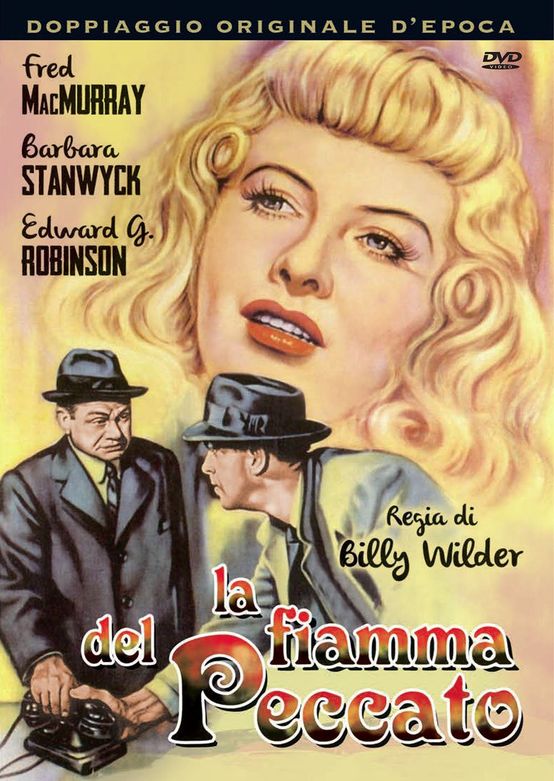 LA FIAMMA DEL PECCATO (DVD)
