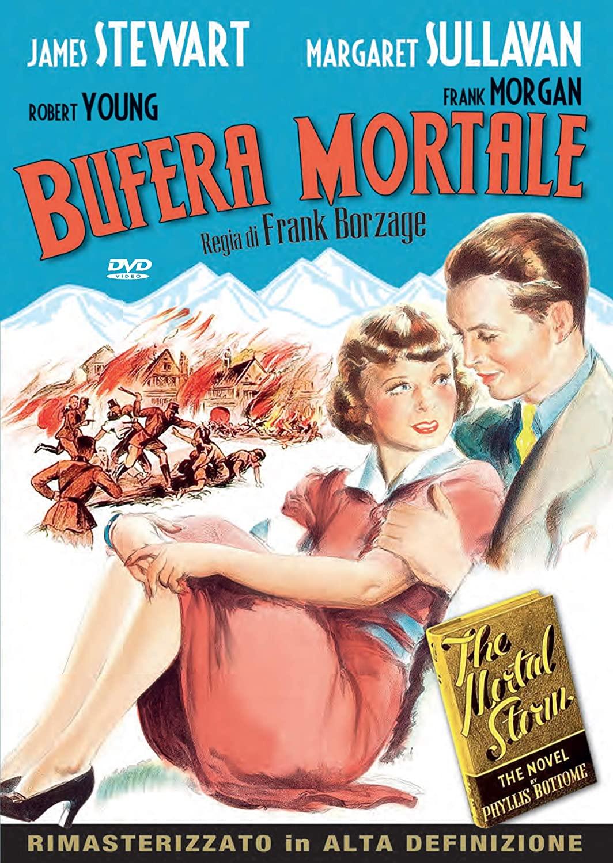 BUFERA MORTALE - RISTAMPA (DVD)