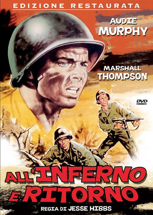 ALL'INFERNO E RITORNO (DVD)