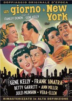 UN GIORNO A NEW YORK (DVD)