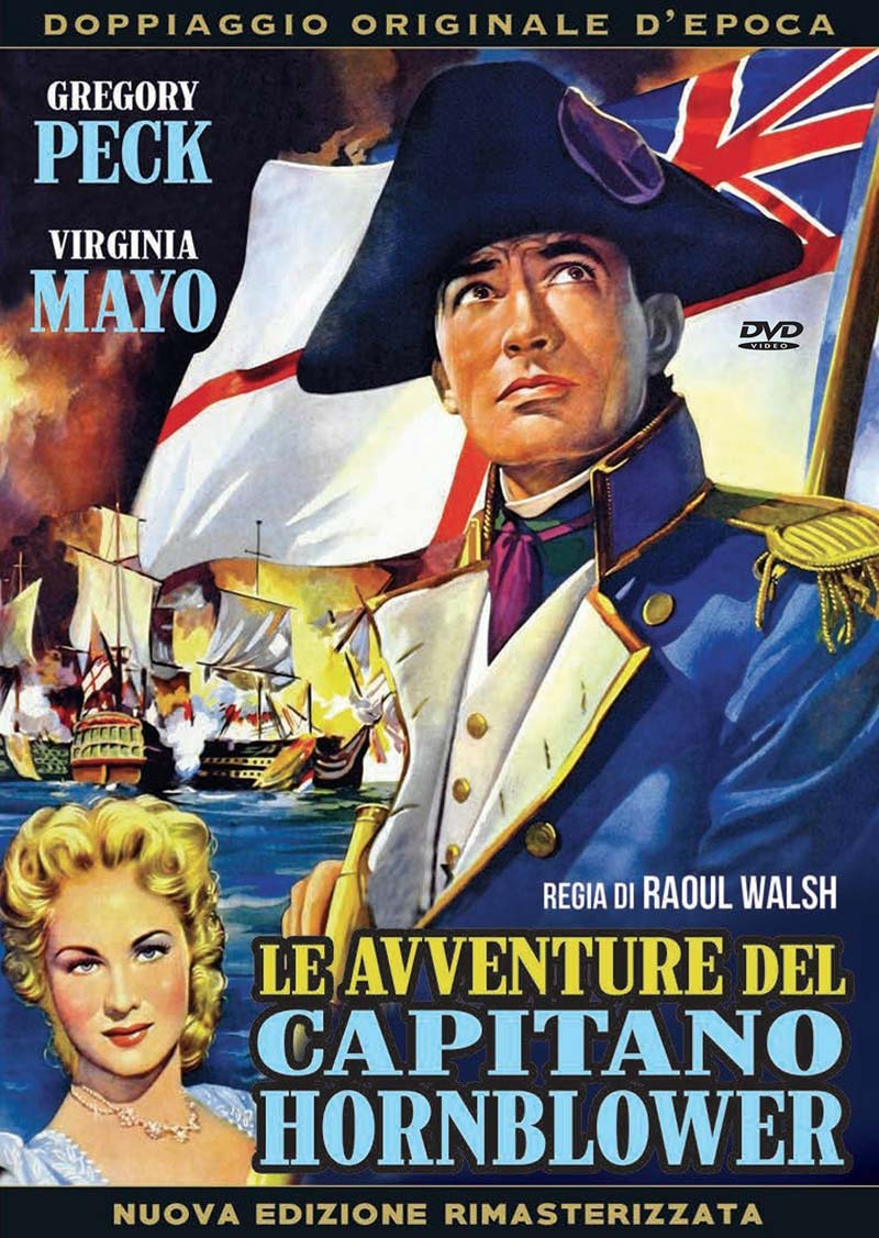 LE AVVENTURE DEL CAPITANO HORNBLOWER (DVD)