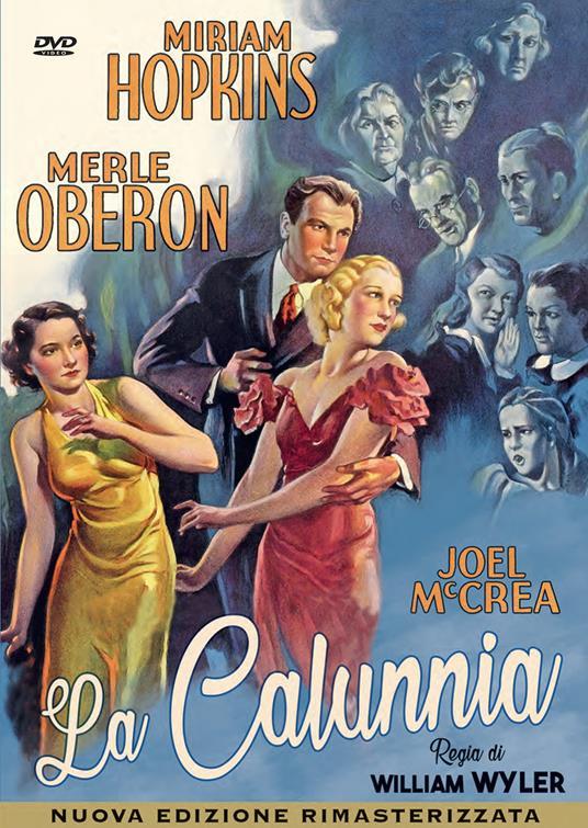 LA CALUNNIA (DVD)