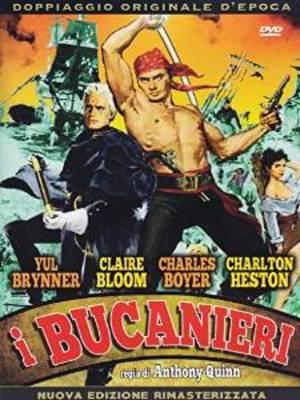 I BUCANIERI (DVD)