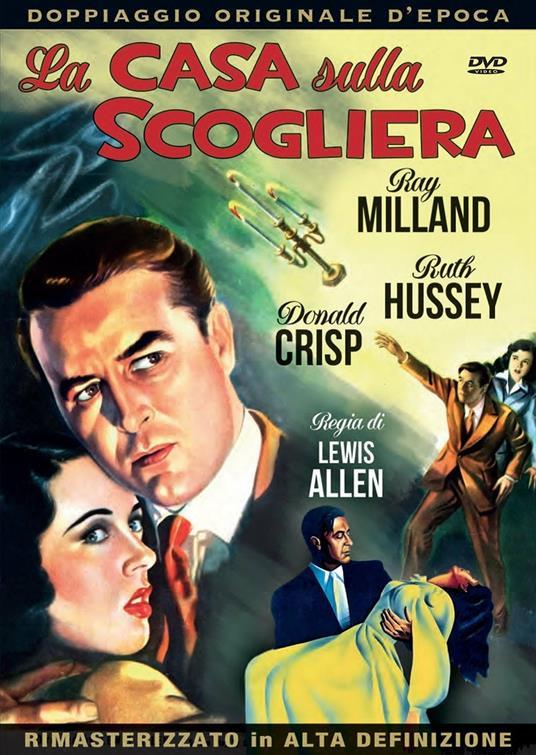 LA CASA SULLA SCOGLIERA (DVD)