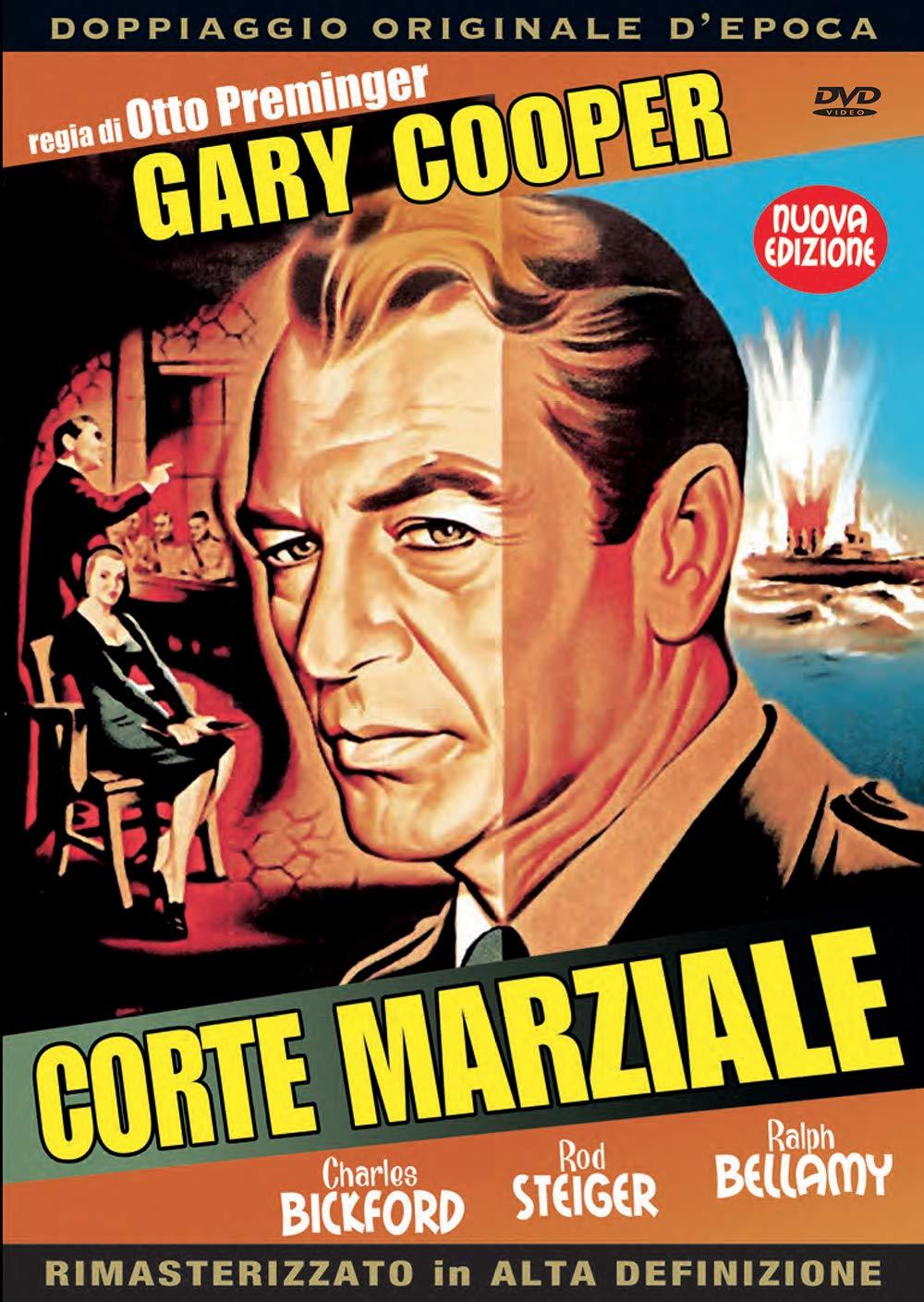 CORTE MARZIALE (DVD)