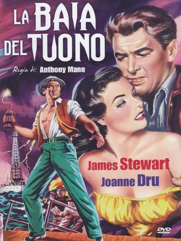 LA BAIA DEL TUONO (DVD)