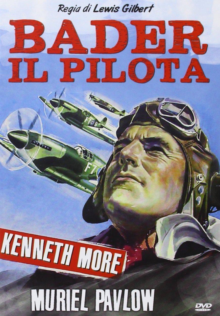BADER IL PILOTA (DVD)