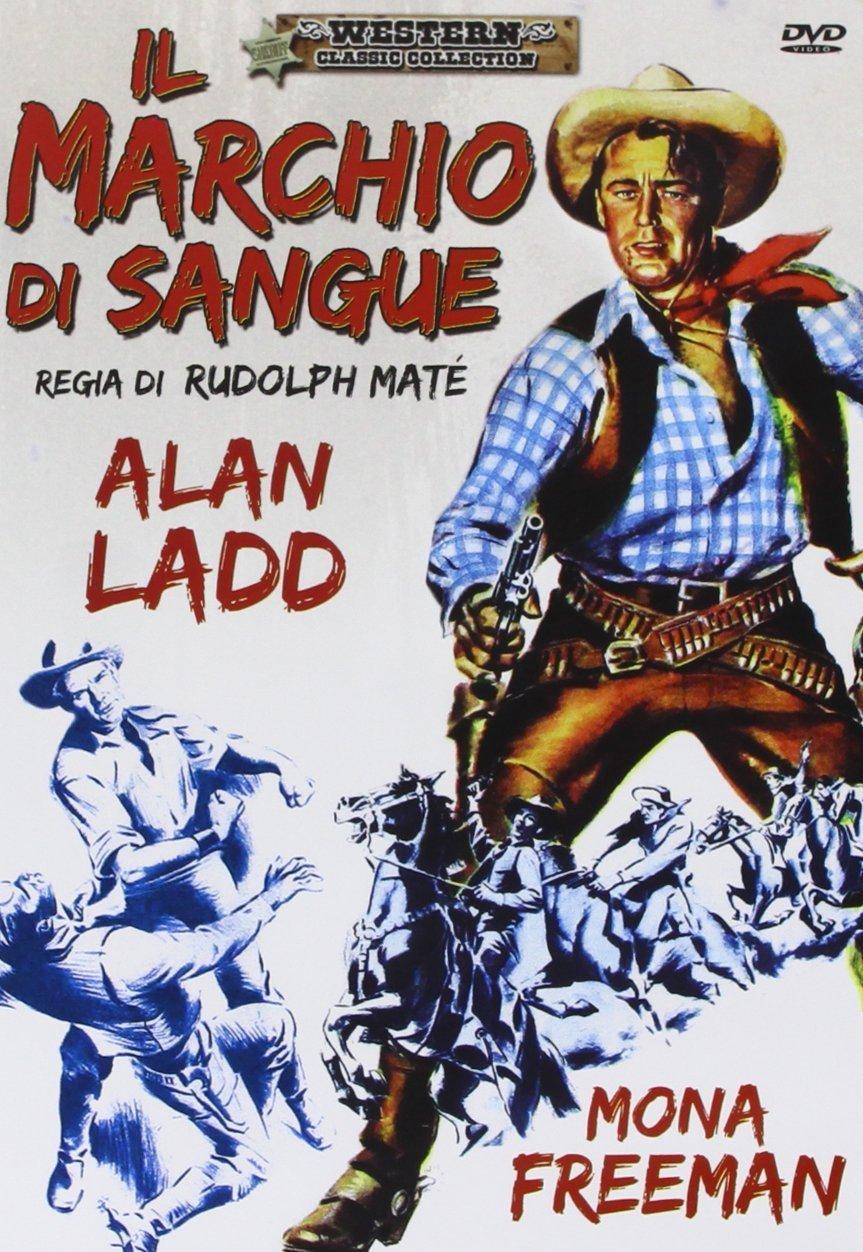 IL MARCHIO DI SANGUE (DVD)