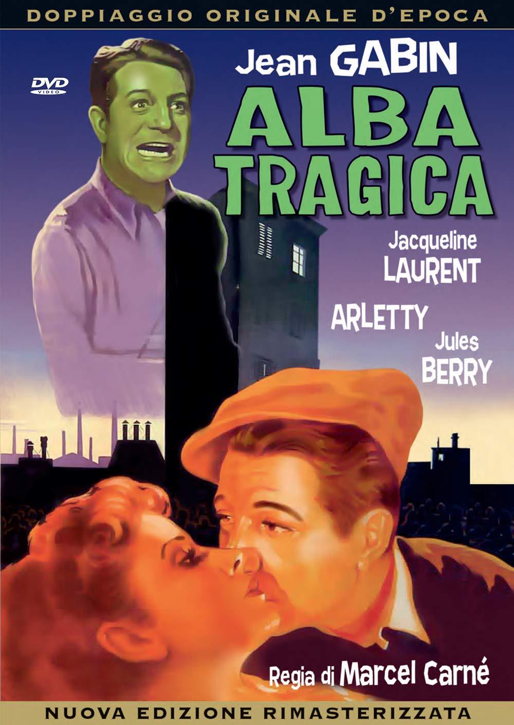 ALBA TRAGICA (DVD)
