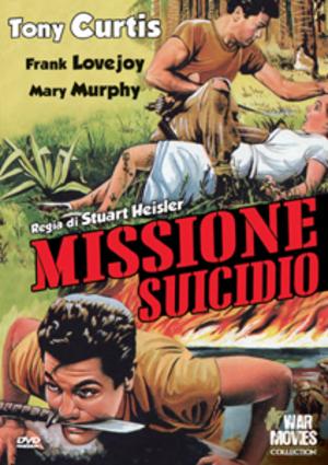 MISSIONE SUICIDIO (DVD)