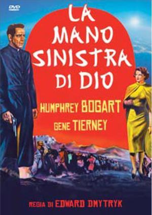 LA MANO SINISTRA DI DIO (DVD)