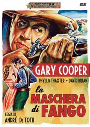 LA MASCHERA DI FANGO (DVD)