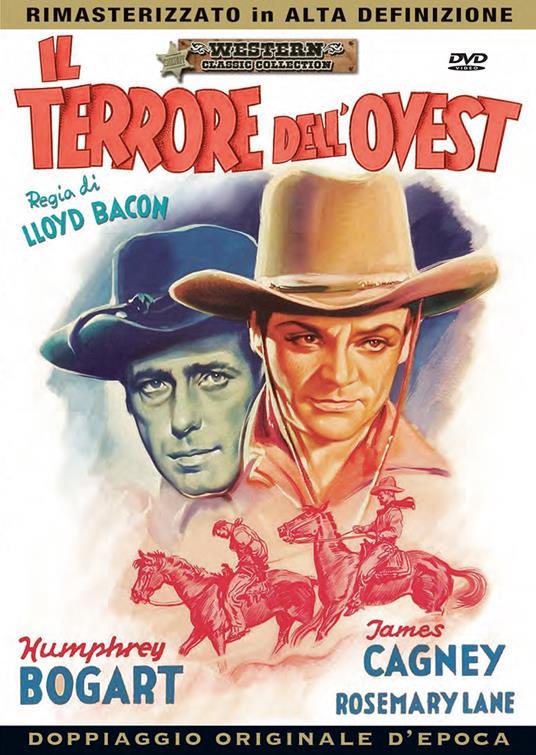 IL TERRORE DELL'OVEST (DVD)