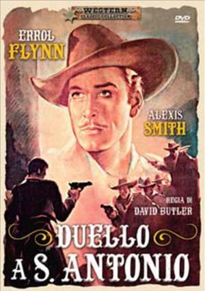 DUELLO A SAN ANTONIO (DVD)