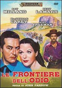 LE FRONTIERE DELL'ODIO (DVD)