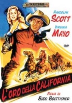 L'ORO DELLA CALIFORNIA (DVD)