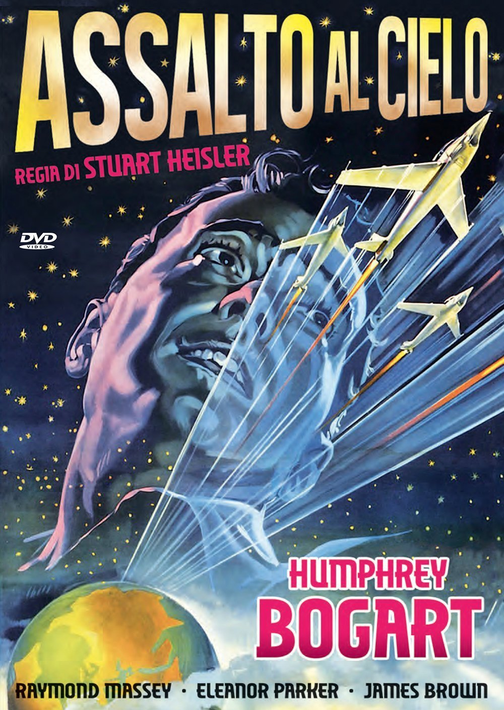 ASSALTO AL CIELO (DVD)