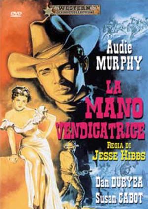LA MANO VENDICATRICE (DVD)