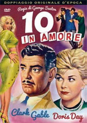 10 IN AMORE (DVD)