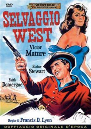 SELVAGGIO WEST (DVD)