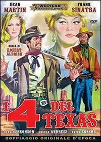 I QUATTRO DEL TEXAS (DVD)