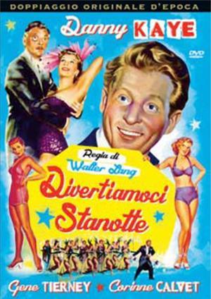 DIVERTIAMOCI STANOTTE (DVD)