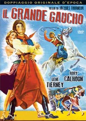IL GRANDE GAUCHO (DVD)