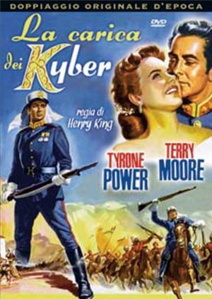 LA CARICA DEI KYBER (DVD)