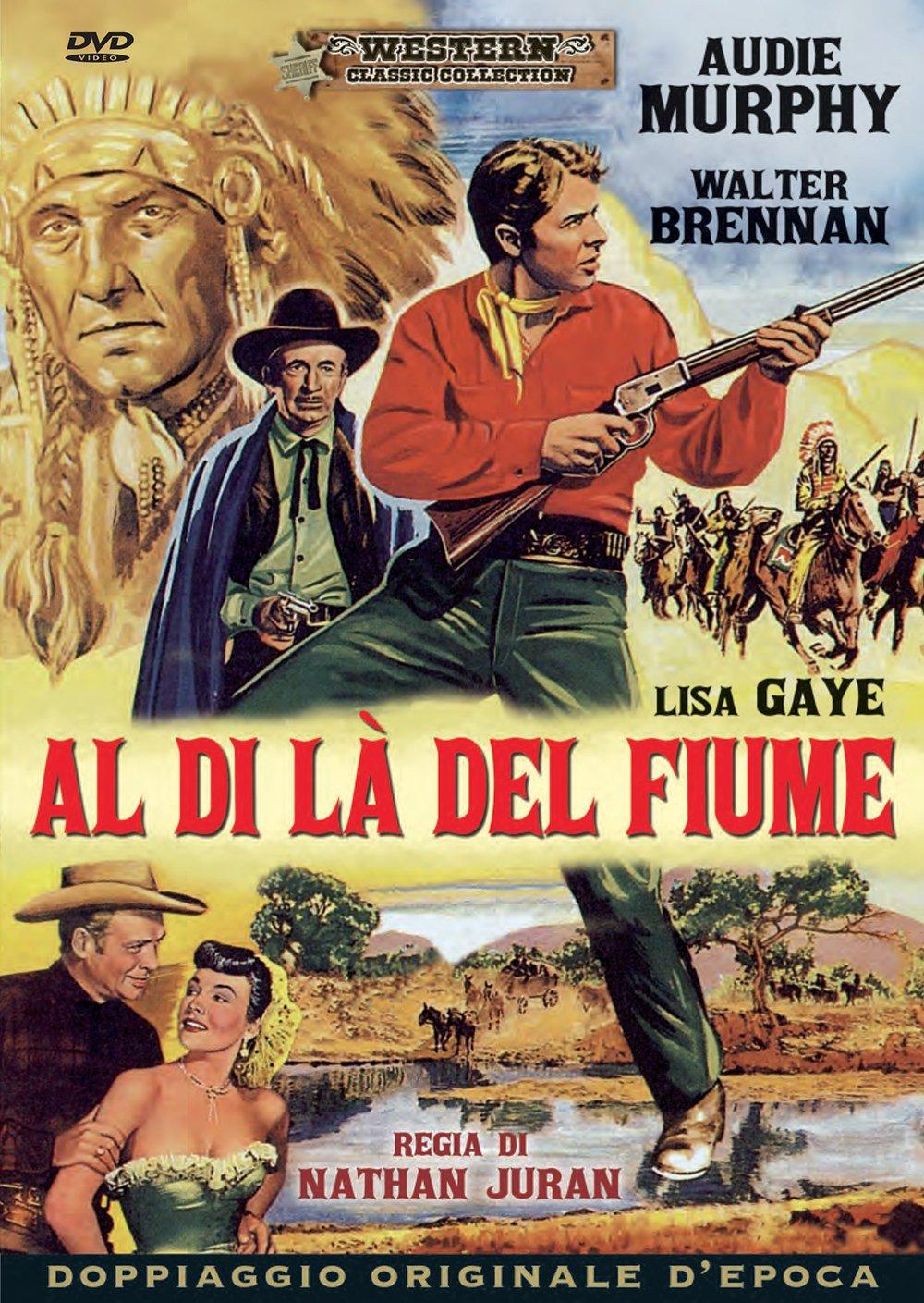 AL DI LA' DEL FIUME (DVD)