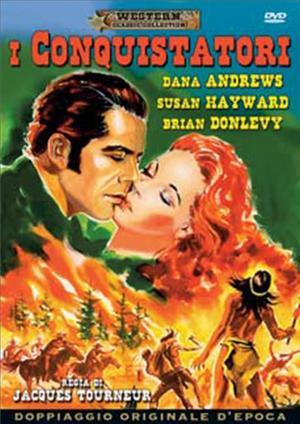 I CONQUISTATORI (DVD)