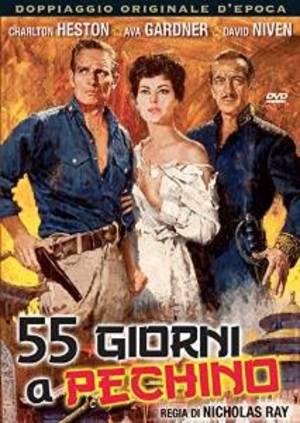 55 GIORNI A PECHINO (DVD)