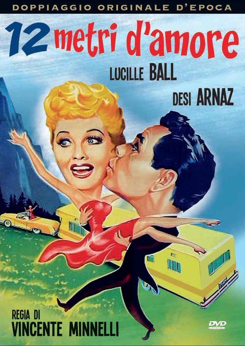 12 METRI D'AMORE (DVD)