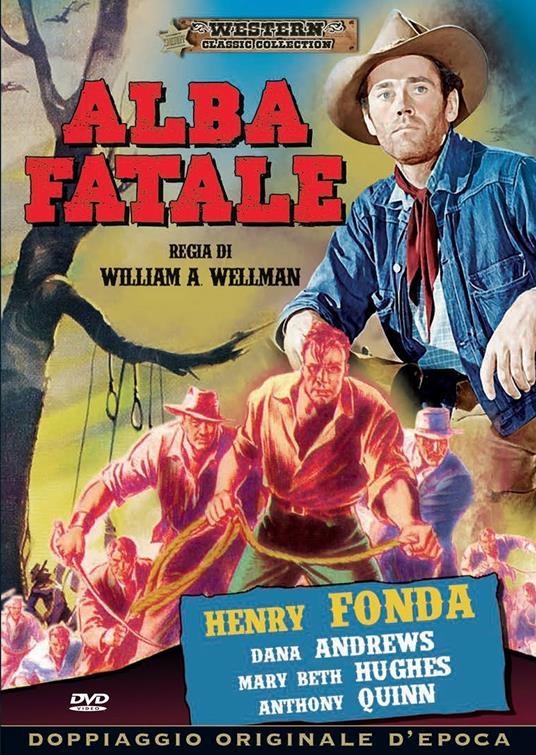 ALBA FATALE (DVD)