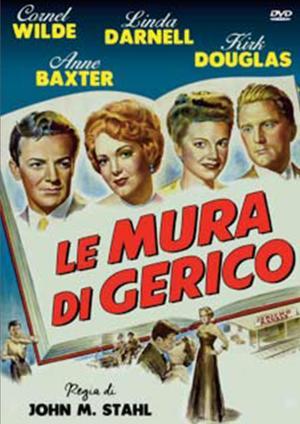 LE MURA DI GERICO (DVD)