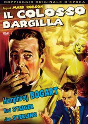 IL COLOSSO D'ARGILLA (DVD)