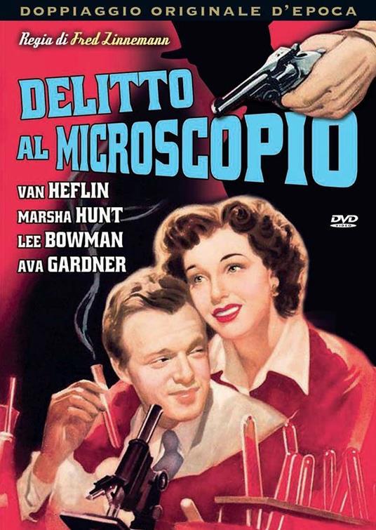 DELITTO AL MICROSCOPIO (DVD)