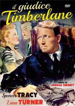 IL GIUDICE TIMBERLANE (DVD)