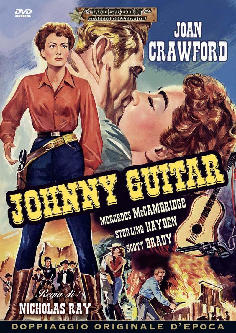 JOHNNY GUITAR (DVD)