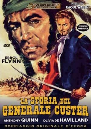 LA STORIA DEL GENERALE CUSTER (DVD)