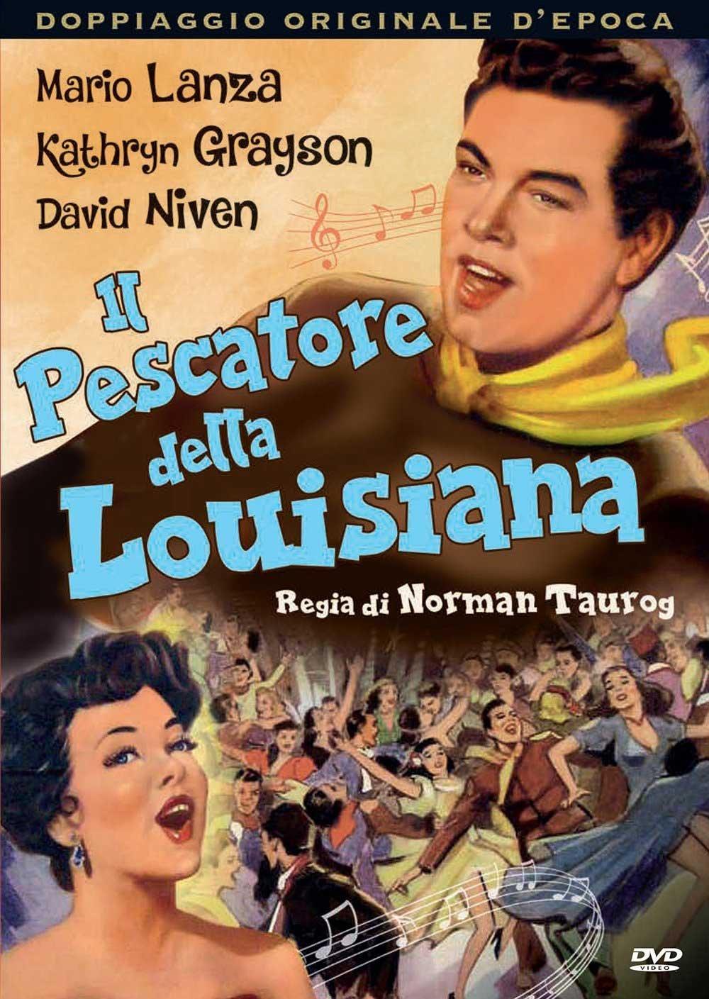 IL PESCATORE DELLA LOUISIANA (DVD)