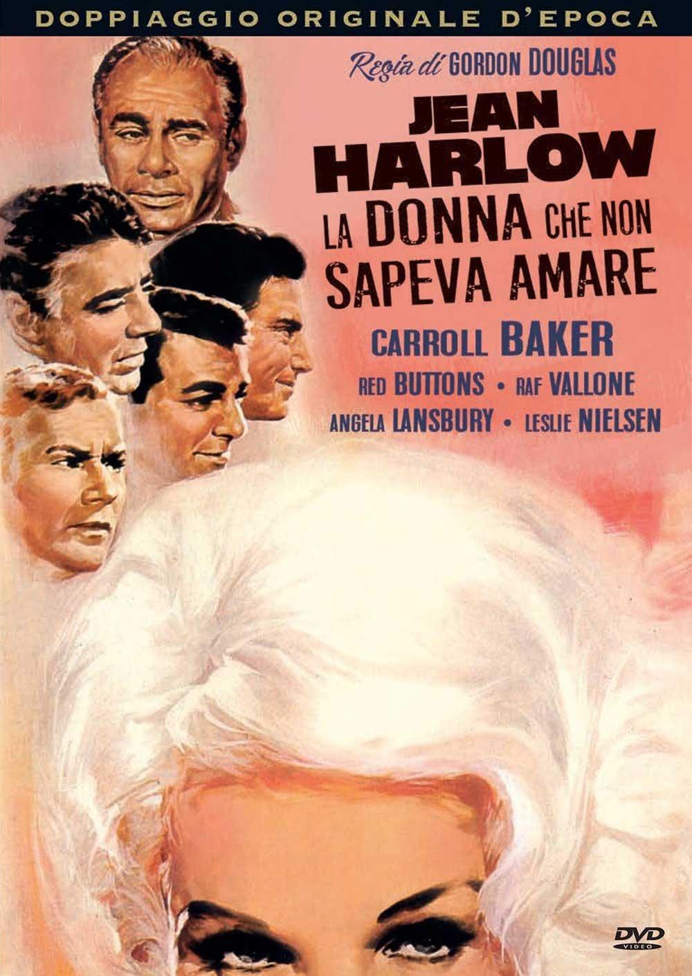 JEAN HARLOW, LA DONNA CHE NON SAPEVA AMARE (DVD)