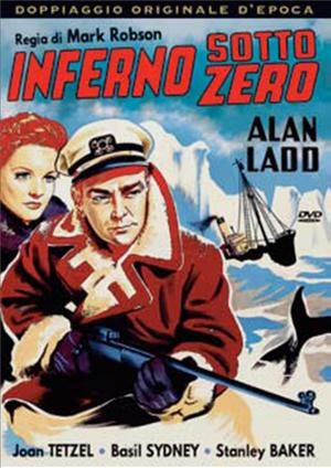 INFERNO SOTTO ZERO (DVD)